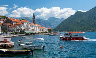 Holiday in Montenegro